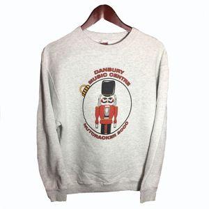 Danbury Music Center Nutcracker Sweatshirt Size M